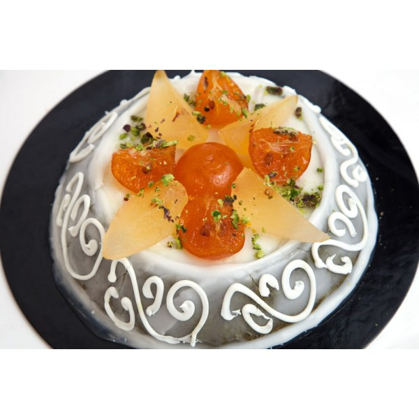 Cassata siciliana al pistacchio