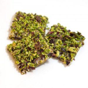 Croccantini di pistacchio