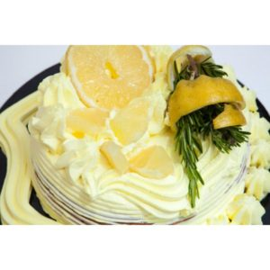 Torta al limone